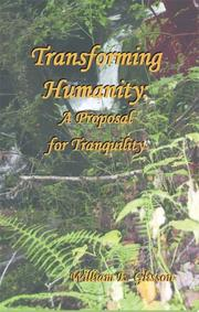 Cover of: Transforming Humanity | William E. Glisson
