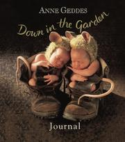 Cover of: Down in the Garden Journal, Field Mice | Anne Geddes