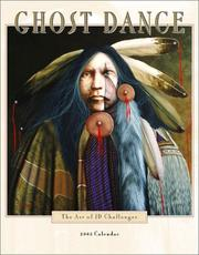 Cover of: Ghost Dance 2003 Calendar | J. D. Challenger