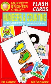 Cover of: Numbers & Counting/Flash Cards With Muppet Reward Stickers | American Education Publishing