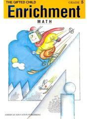 Cover of: Enrichment Math | American Education Publishing
