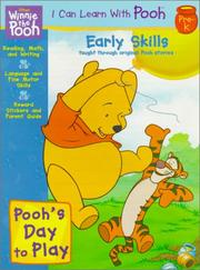 Cover of: Pooh's Day | American Education Publishing