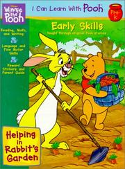 Cover of: Helping in Rabbit's Garden | American Education Publishing