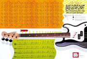 Cover of: Mel Bay Bass Guitar Wall Chart | William Bay