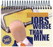 Cover of: Jobs Worse Than Mine by G & R Publishing