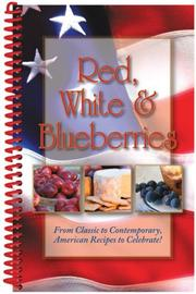 Cover of: Red, White & Blueberries by G & R Publishing