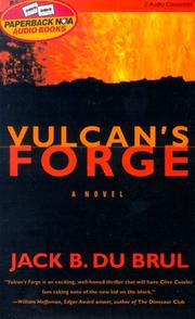 Cover of: Vulcan's Forge (Philip Mercer (Audio)) | Jack Du Brul