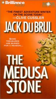 Cover of: Medusa Stone, The | Jack Du Brul