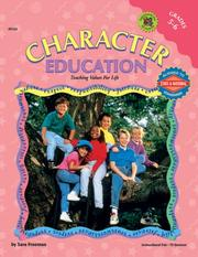 Cover of: Character Education, Grades 5-6 (Character Education (School Specialty)) | Sara Freeman