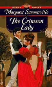 Cover of: The Crimson Lady by Margaret Summerville