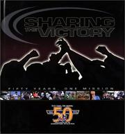 Cover of: Sharing the Victory | David Smale