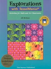 Cover of: Explorations With Tesselmania!: Activities for Math and Art Classrooms by Jill Britton