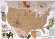 Cover of: North America (NG Country & Region Maps) | National Geographic Society