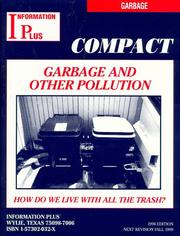 Cover of: Garbage and Other Pollution - How Do We Live With All the Trash? by Mark Siegel