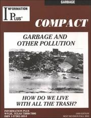 Cover of: Garbage and Other Pollution by Mark Siegel