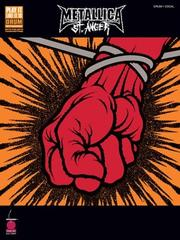 Cover of: Metallica - St. Anger (Play It Like It Is) | Metallica