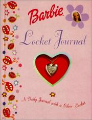 Cover of: Barbie Locket Journal | Sara Miller