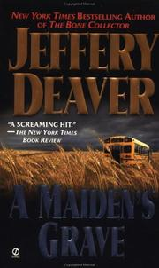 Cover of: A Maiden's Grave | Jeffrey Deaver