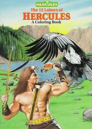 Cover of: The 12 Labors of Hercules by Susan Blackaby