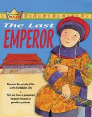 Cover of: The Last Emperor | Jackie Gaff