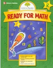 Cover of: Gifted & Talented, Ready for Math | Tracy Masonis