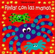 Cover of: Pintar Con Las Manos by Ray Gibson
