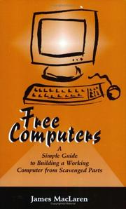 Cover of: Free Computers | James MacLaren