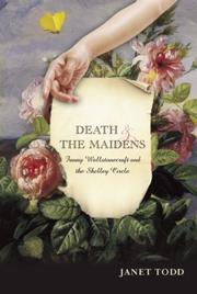 Cover of: Death and the Maiden | Janet Todd