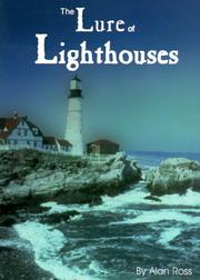 Cover of: The Lure of Lighthouses by Alan Ross