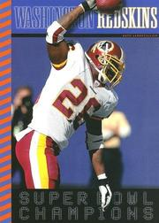 Cover of: Washington Redskins by Nate Leboutillier