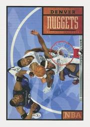 Cover of: The Story of the Denver Nuggets (The NBA: a History of Hoops) | Nate Leboutillier