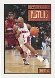 Cover of: The Story of the Detroit Pistons (The NBA: a History of Hoops) (The NBA: a History of Hoops) by Nate Leboutillier