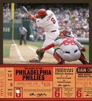 Cover of: The Story of the Philadelphia Phillies (The Story of the...) by Michael E. Goodman