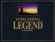 Cover of: Surfcasting Legend Logbook | Glenn Murray
