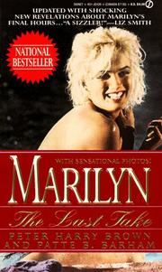 Cover of: Marilyn | Peter Harry Brown