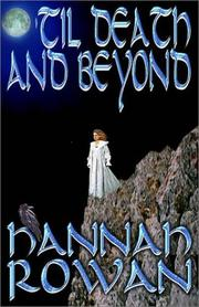 Cover of: 'Til Death and Beyond | Hannah Rowan