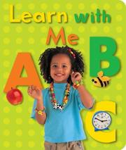 Cover of: Learn with Me ABC (Learn With Me) | Ivan Bulloch