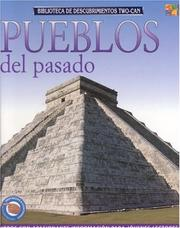"Cover of: Pueblos Del Pasado (Discovery Guides (""Ancient Peoples"")) 