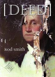 Cover of: Deed (Kuhl House Poets) by Rod Smith
