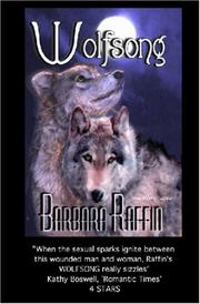 Cover of: Wolfsong | Barbara Raffin