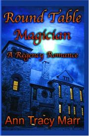 Cover of: Round Table Magician by Ann Tracy Marr