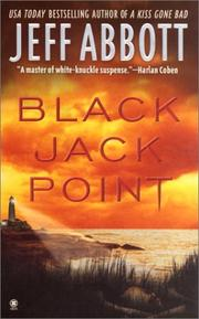 Cover of: Black Jack Point | Jeff Abbott