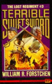 Cover of: Terrible Swift Sword (Lost Regiment #3) by William R. Forstchen