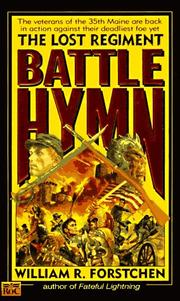 Cover of: Battle Hymn (Lost Regiment) by William R. Forstchen