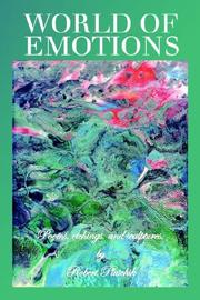 Cover of: World of Emotions by Robert Plutchik