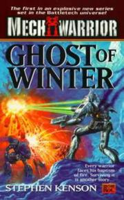 Cover of: Ghost of winter by Stephen Kenson