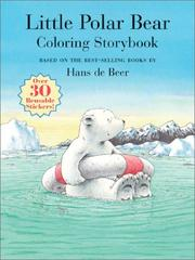 Cover of: Little Polar Bear Coloring Storybook | North-South Staff