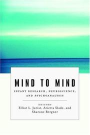 Cover of: Mind to mind |