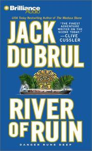 Cover of: River of Ruin (Philip Mercer) | Jack Du Brul
