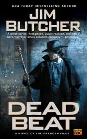 Cover of: Dead Beat (The Dresden Files, Book 7) | Jim Butcher